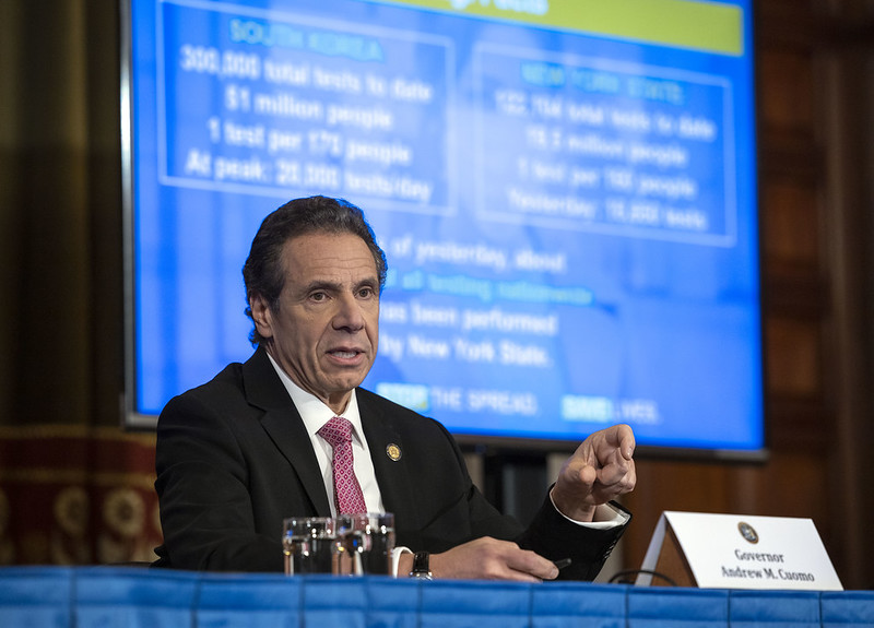 TRACKING COVID-19: Cuomo says shutdown could last months, addresses New Yorkers Monday AM (full coverage)