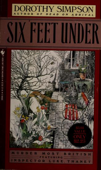 Six Feet Under by Simpson, Dorothy
