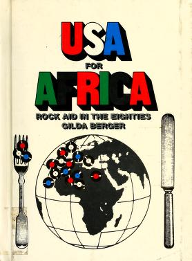 Cover of: USA for Africa | Gilda Berger